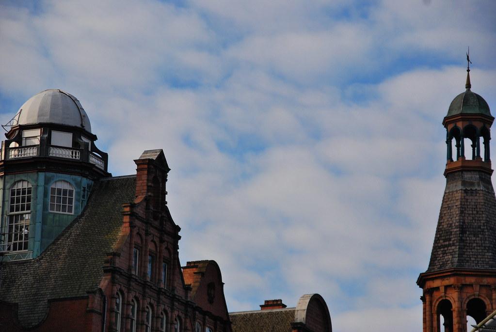 Godlee Observatory Manchester